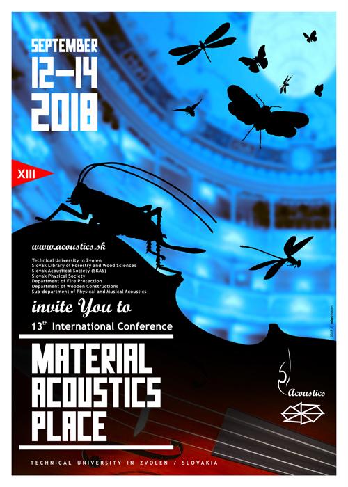 Material - Acoustics - Place 2018